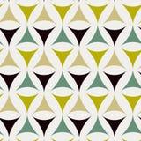 Abstraktes Dreieckmuster Stockbilder
