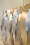 Abstraktes Element des Innenraums Stockfoto