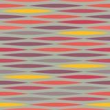 Abstraktes ethnisches nahtloses mexikanisches geometrisches Muster Stockbild