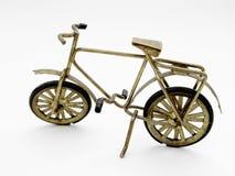 Abstraktes Fahrrad Lizenzfreies Stockbild