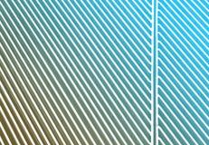Abstraktes Farbbild, Metallstangen, dekorativer Hintergrund Lizenzfreies Stockbild