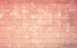 Abstraktes Feiertag bokeh Lizenzfreies Stockfoto