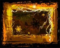 Abstraktes Feld Stockbild