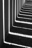 Abstraktes Foto mit Licht und Schatten Lizenzfreie Stockfotografie