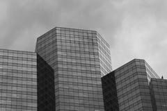 Abstraktes Fragment der modernen Architektur Lizenzfreie Stockfotos