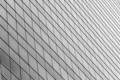 Abstraktes Fragment der modernen Architektur Lizenzfreie Stockfotografie