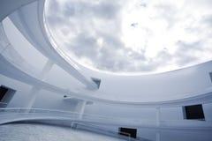 Abstraktes Gebäude Lizenzfreie Stockfotografie