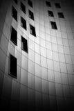 Abstraktes Gebäude lizenzfreie stockfotos