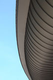 Abstraktes Gebäudedetail Stockfotos