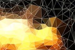 Abstraktes geometrisches Lizenzfreie Stockbilder