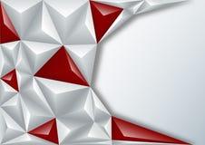 Abstraktes geometrisches Lizenzfreies Stockbild