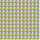 Abstraktes geometrisches backrgound Lizenzfreie Stockbilder