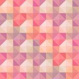 Abstraktes geometrisches Formmuster. Lizenzfreie Stockbilder