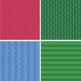 Abstraktes geometrisches Muster Lizenzfreie Stockfotos