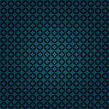 Abstraktes geometrisches Muster Dunkelblaues Artmuster vektor abbildung