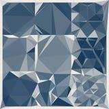 Abstraktes geometrisches Muster lizenzfreies stockbild