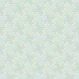 Abstraktes geometrisches Muster von blassen Tönen - seamles Lizenzfreie Stockfotografie