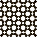 Abstraktes geometrisches nahtloses Muster 209 Stockfotos