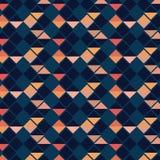 Abstraktes geometrisches Vektorhintergrunddesign stock abbildung