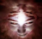 Abstraktes Gesicht Stockbilder