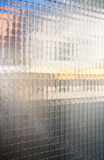 Abstraktes Glas Lizenzfreies Stockfoto