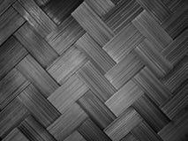Abstraktes glattes hölzernes weavin Stockbild