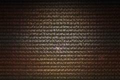 abstraktes Gold- und kupferne Farbhintergrund Lizenzfreie Stockfotografie