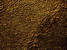 Abstraktes goldenes gemasert, Hintergrundtapete stockfotos
