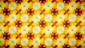 Abstraktes Goldglänzende Farbtapete Stockbild