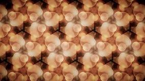 Abstraktes Goldglänzende Farbtapete Lizenzfreie Stockfotografie