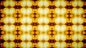 Abstraktes Goldglänzende Farbtapete Lizenzfreies Stockfoto