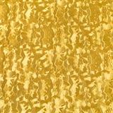 Abstraktes Goldmetallnahtloser Hintergrund Lizenzfreies Stockbild