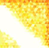 Abstraktes Goldmuster Stockbild