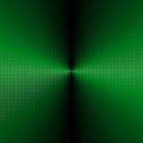 Abstraktes Grün punktiert Hintergrund Lizenzfreies Stockfoto