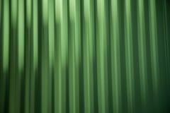 Abstraktes Grün streift Hintergrund Stockbild