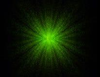 Abstraktes grünes Muster Lizenzfreie Stockbilder