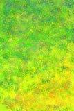 Abstraktes grünes und gelbes backgoround Lizenzfreies Stockbild