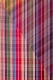 Abstraktes grafisches buntes Hintergrundmuster für Design Stockfotografie
