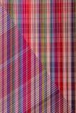 Abstraktes grafisches buntes Hintergrundmuster für Design Lizenzfreies Stockfoto