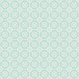 Abstraktes grafisches Muster in den blassen Farben Stockfoto