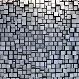 Abstraktes Grau berechnet des Hintergrundes Stockfoto