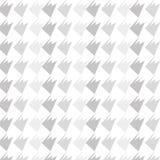 Abstraktes graues Formmuster Stockbilder