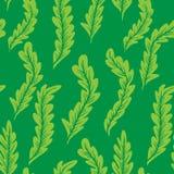 Abstraktes grünes Muster Lizenzfreie Stockfotos
