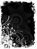 Abstraktes grunge lizenzfreie abbildung