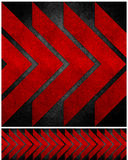 Abstraktes grunge aufbereitetes Papierfertigkeit-Mosaik backgr Stockbilder