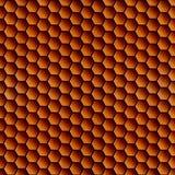 Abstraktes hölzernes Gitter - nahtloser Hintergrund lizenzfreie abbildung