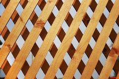 Abstraktes hölzernes Muster Stockbilder