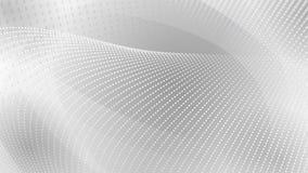 Abstraktes Halbton punktiert Hintergrund lizenzfreie abbildung