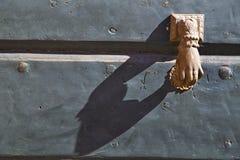abstraktes Haus in Italien Lombardei   geschlossener Nagel r Lizenzfreie Stockfotografie
