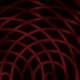 Abstraktes heißes rotes Netzmagenrasterfeld Lizenzfreies Stockbild